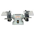 Grainger Choice Product Bench Grinder, For Max. Wheel Dia. 8 in, For Max. Wheel Thickness 3/4 in - Also available(6 in - 12 in for Max. Wheel Dia.) - Available on credit